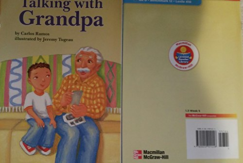 9780021924158: Talking with Grandpa