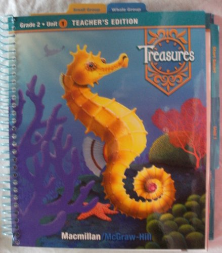 9780021925490: Treasures (Grade 2 Unit 1)