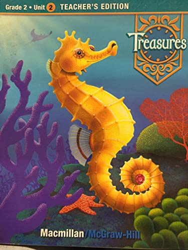 9780021925506: Treasures: A Reading/Language Arts Program, Grade 2, Unit 2, Teacher Edition