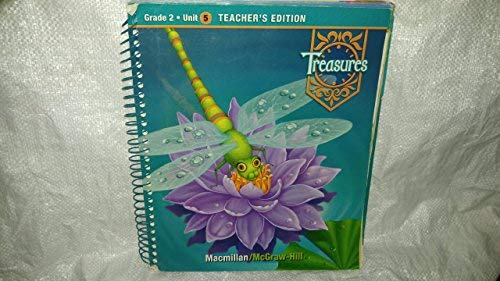9780021925537: Treasures Grade 2 - Unit 5 Teacher's Edition (Unit 5)