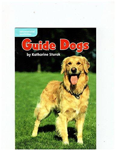 9780021925582: Guide Dogs (Informational Nonfiction; Animal Behavior; Social Studies)