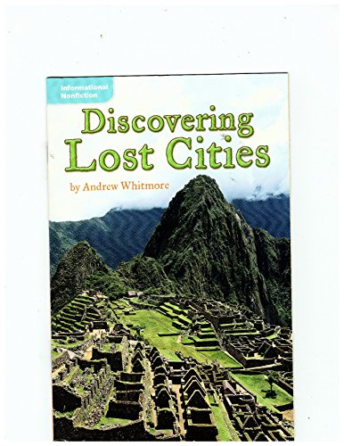 Discovering Lost Cities: Andrew Whitmore
