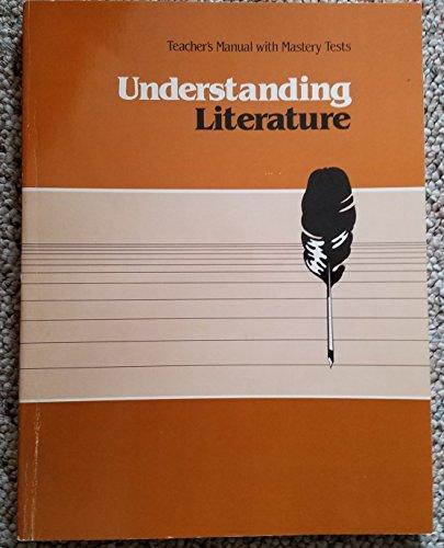 9780021926503: Teacher's Manual with Mastery Tests UNDERSTANDING LITERATURE (Macmillan Literature Series) (Macmillan Literature Series)