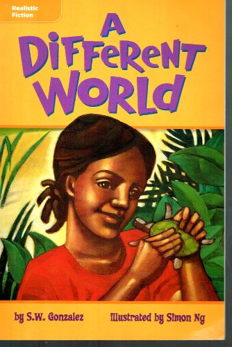 9780021927968: A Different World - Leveled Reading Library - GR l Benchmark 24 Lexile 520