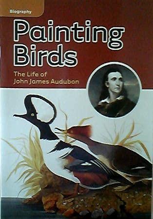 9780021928132: Painting Birds: The Life of John James Audubon