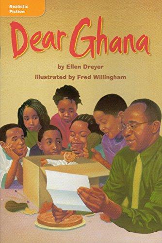 9780021928484: Dear Ghana