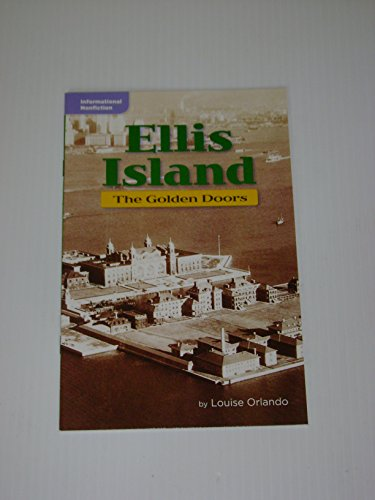 Ellis Island The Golden Doors (Leveled Reader: Louise Orlando