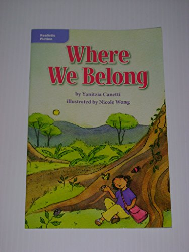 9780021932726: Where We Belong (Leveled Reader Library; Realistic Fiction)