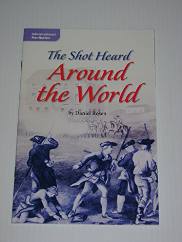 9780021932740: The Shot Heard Around the World (Levlede Reader Library; Informational Nonfiction)