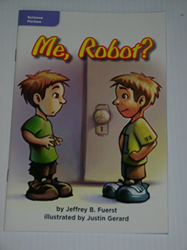 9780021932788: Me, Robot? (Leveled Reader Library; Science Fiction)