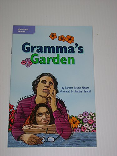 9780021932795: Grandma's Garden (Leveled Reader Library; Historical Fiction)