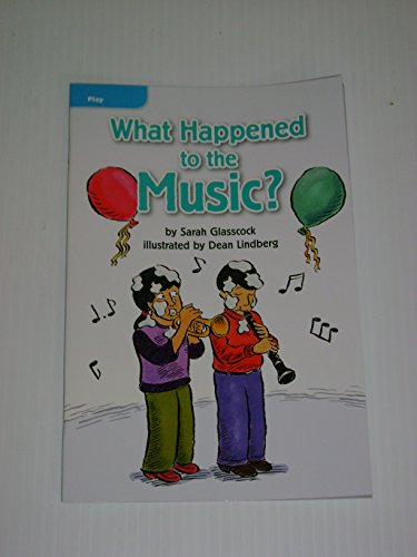 9780021934492: What Happened to the Music? (Play; Show Time)