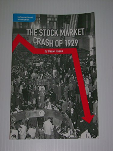 9780021934584: The Stock Market Crash of 1929