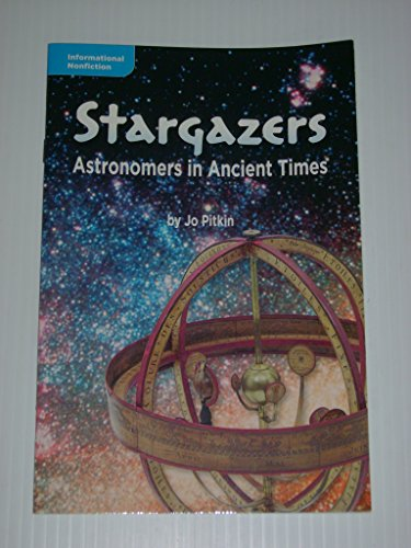 9780021934744: Stargazers: Astronomers in Ancient Times