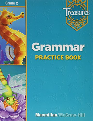 9780021936014: Treasures Grammar Practice Book, Grade 2