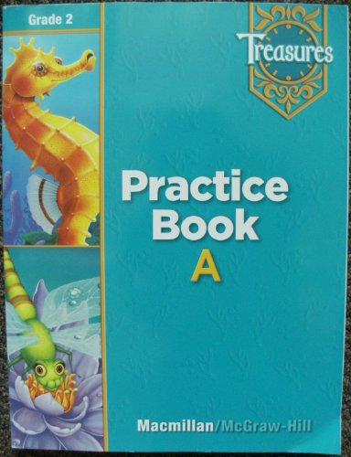 9780021936144: Treasures Practice Book A Grade 2