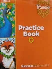 9780021936151: Practice Book A Treasures Grade 3