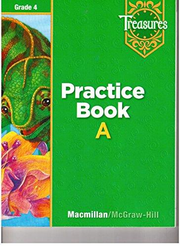 9780021936168: Practice Book A Grade 4 (Treasures) (Treasures)