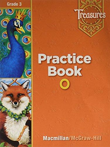 9780021936311: Treasures Practic Book O: Grade 3