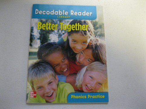9780021936885: Decodable Reader Library; Better Together (Phonics Practice)