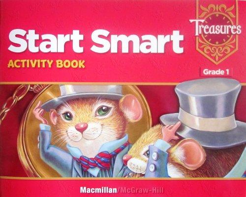 9780021939091: Treasures, Start Smart Activity Book, Grade 1