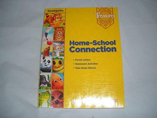 9780021939183: Macmillan McGraw-Hill Treasures Home-School Connection Kindergarten Level