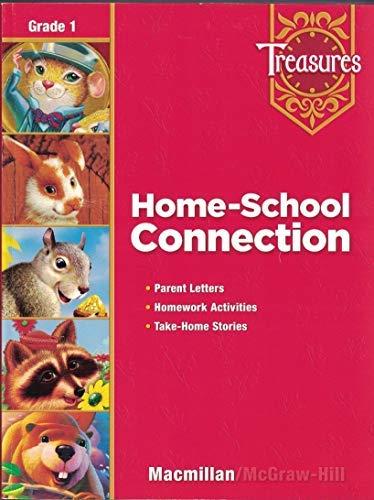 9780021939190: Macmillan McGraw-Hill Reading Treasures Home-School Connection Grade 1