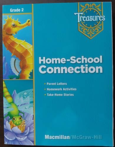 9780021939213: Treasures Grade 2 Home-School Connection (A Reading / Language Arts Program)