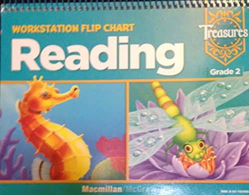 9780021939664: Reading: Workstation Flip Chart; Grade 2 (Treasures)