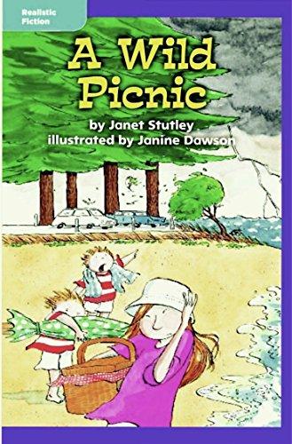 A Wild Picnic - Macmillan McGraw-Hill Leveled: Janet Stutley