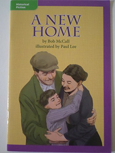 9780021942343: A New Home (Leveled Reader Library)