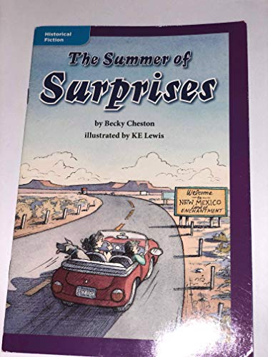 The Summer of Surprises (Historical Fiction; Social: Becky Cheston