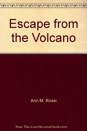 9780021943265: Escape from the Volcano