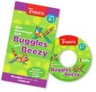 9780021943999: New Adventures with Buggles and Beezy (Grades K-1) Treasures