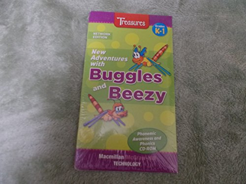 9780021944019: Treasures New Adventures with Buggles and Beezy Grades K-1