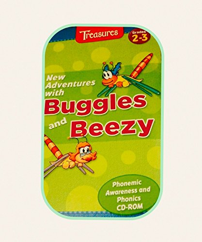 9780021944026: New Adventures with Buggles and Beezy Grades 2-3 (Treasures)