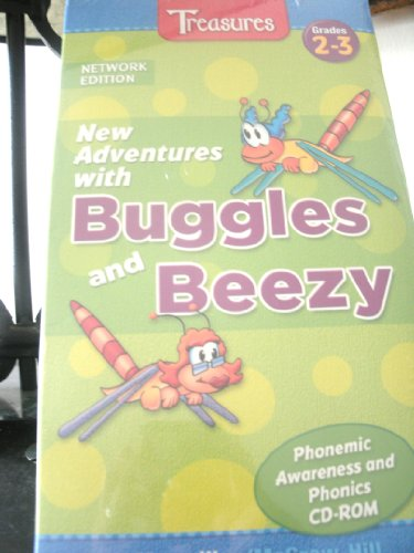 9780021944033: New Adventures with Buggles and Beezy Grade 2-3 (Treasures)