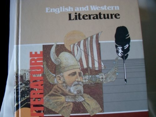 9780021944408: English and Western Literature: Students Edition