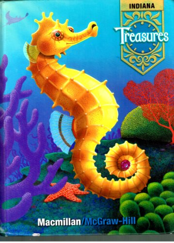 9780021946334: Treasures Grade 1 Student Book, Unit 2