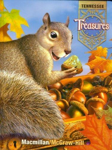 9780021946747: Reading/ Language Arts Program Tennessee Treasures 1.3