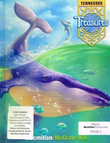 9780021946846: Tennessee Treasures (A reading/Language Arts Program)