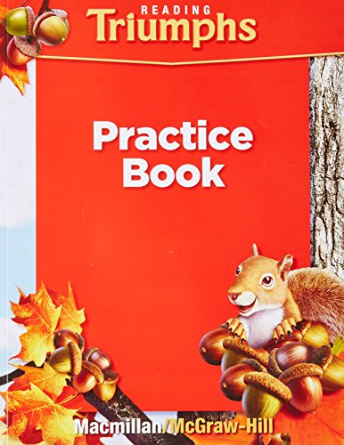 9780021947263: Practice Book (Reading Triumphs)