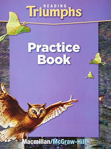 9780021947317: Reading Triumphs, Practice Book, Grade 5
