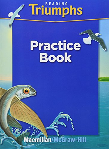 9780021947324: Reading Triumph Practice Book