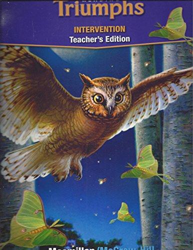 9780021947737: Intervention Teacher's Edition, Triumphs