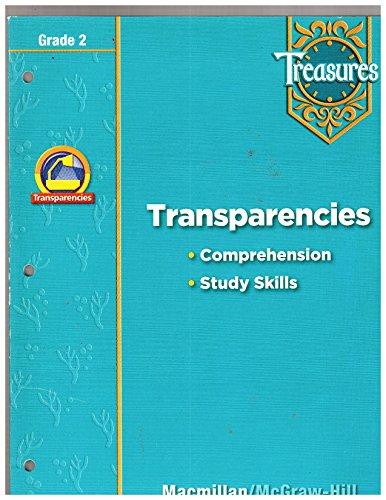 9780021947973: Transparencies (Comprehension - Study Skills) Grade 2 Treasures