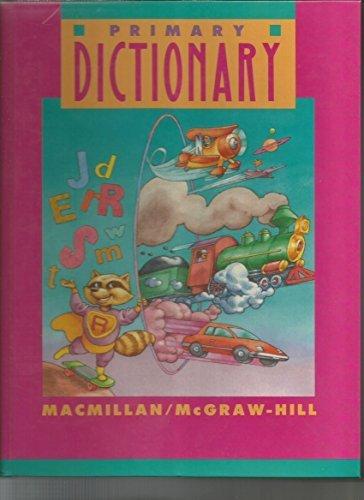 9780021950027: Macmillan: Mcm Primary Dictionary