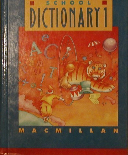 9780021950034: School Dictionary
