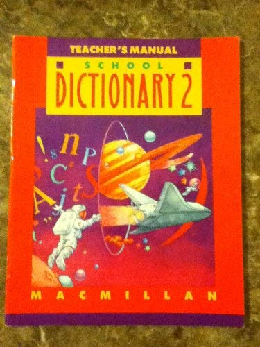 9780021950089: Teacher's Edition: TE Mcm Dict 2