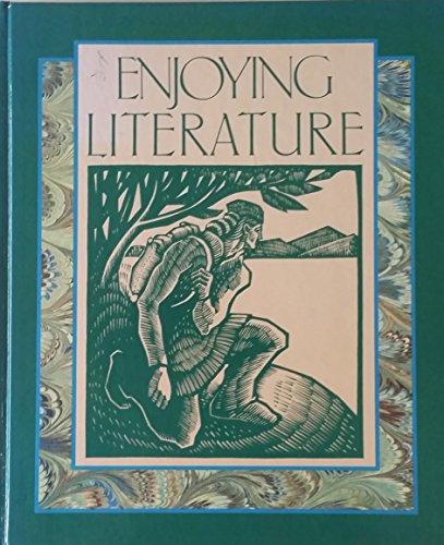 9780021954308: Scribner Literature Enjoying Literature SE Grade 8
